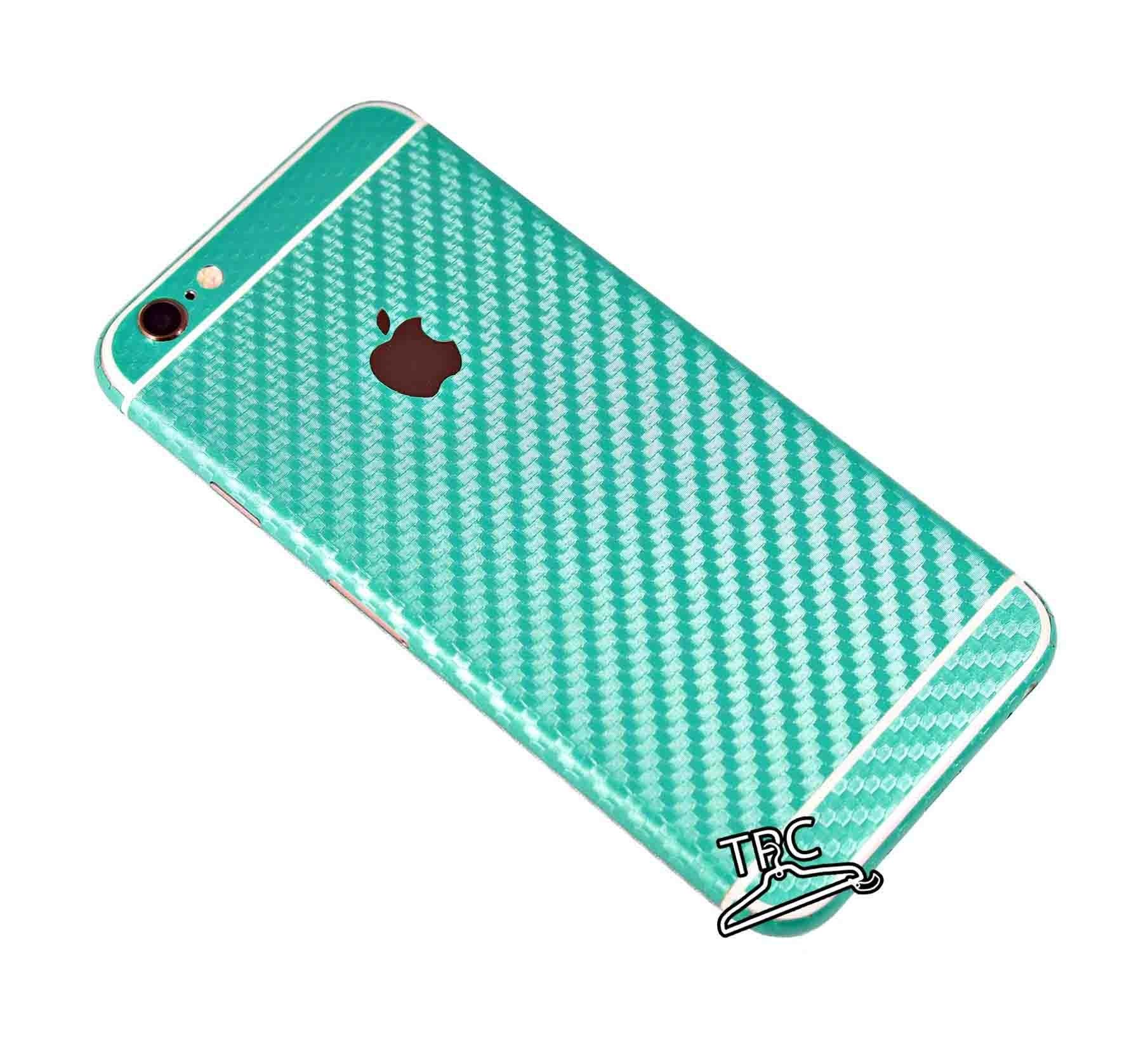 Iphone S Carbon Folie