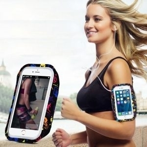 Husa Telefon pentru Alergat, Armband Suport Brat