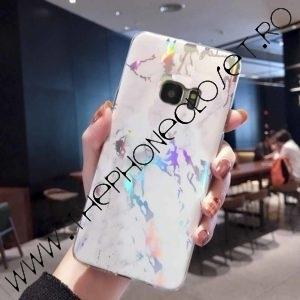 Husa marble marmura Samsung Galaxy S7 EDGE