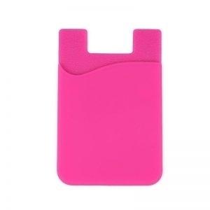 Suport universal pentru telefon Card Holder Pink