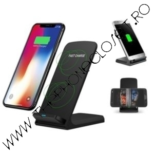 Incarcator Wireless Docking Stand Vertical