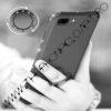 Husa Inel si Cristale Swarovski Samsung S9 Plus Rose