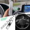 Suport Telefon Auto Magnetic de Bord sau Volan Black