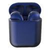 Casti Wireless Bluetooth, IOS si Android, Albastru