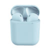 Casti Wireless cu Bluetooth, IOS si Android, Blue