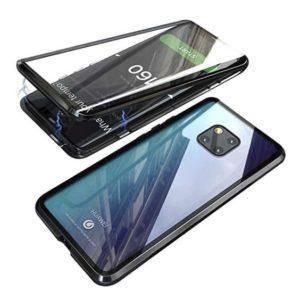 Husa 360 Magnetica Huawei MATE 20 PRO Sticla Black