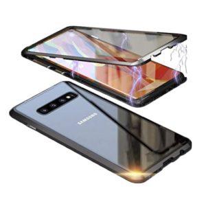 Husa 360 Magnetica Samsung S10e Sticla Black