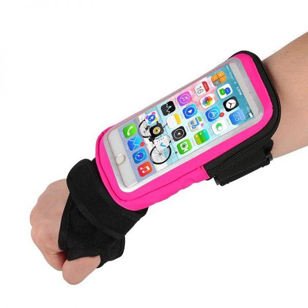 Suport si Protectie pentru Alergare Wristband