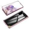 Husa 360 Magnetica Samsung Galaxy S20 PLUS Sticla Rose