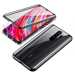 Husa 360 Magnetica Xiaomi Redmi Note 8 PRO Black