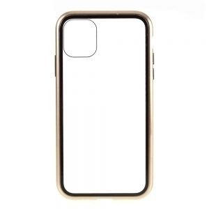 Husa 360 Magnetica iPhone 12 PRO MAX Gold
