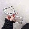 Husa cu Pietricele tip Swarovski Samsung Galaxy S20 PLUS Silver